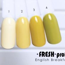 Гель-лак Fresh Prof  English Breakfast №01