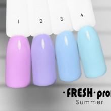 Гель-лак Fresh Prof Summer №1
