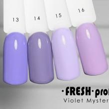 Гель-лак Fresh Prof  Violet Mystery V13
