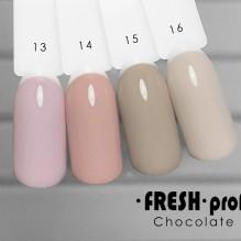 Гель-лак Fresh Prof Chocolate Ch13