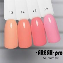 Гель-лак Fresh Prof Summer №13