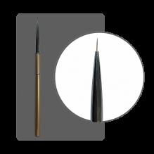 Кисть-трансформер ультратонкая нейлон №00 (7 мм) с лого ФП (арт.15604)