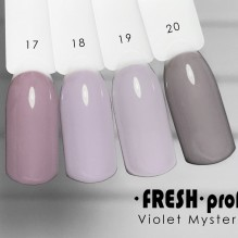 Гель-лак Fresh Prof  Violet Mystery V17