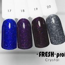 "Гель-лак Fresh prof ""Crystal"" 18"