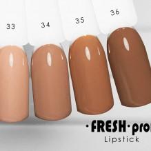 Гель-лак Fresh Prof LipStick №33