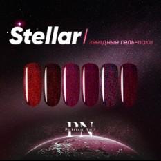 Трехфазные гель-лаки «Stellar»