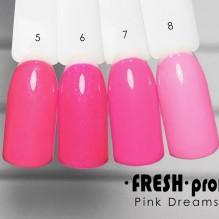 Гель-лак Fresh Prof Pink P5