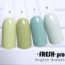 Гель-лак Fresh Prof  English Breakfast №05