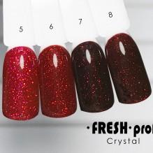 "Гель-лак Fresh prof ""Crystal"" 05"
