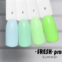 Гель-лак Fresh Prof Summer №5