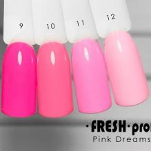 Гель-лак Fresh Prof Pink P9