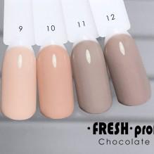 Гель-лак Fresh Prof Chocolate Ch09