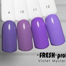 Гель-лак Fresh Prof  Violet Mystery V09