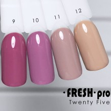 Гель-лак Twenty five 01 Fresh Prof TF09