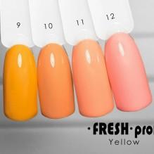 Гель-лак Fresh Prof Yellow Y09