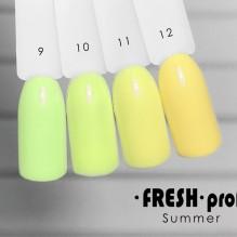 Гель-лак Fresh Prof Summer №9