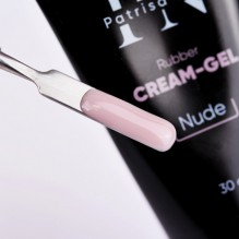 Rubber cream-gel nude 30 гр