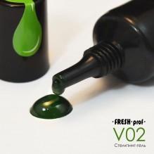 Fresh prof Stamping gel V02 5g