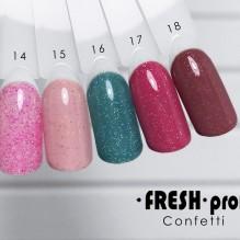 Гель-лак Fresh Prof Confetti 14