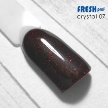 "Гель-лак Fresh prof ""Crystal"" 07"