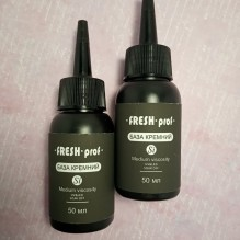 База Freshprof Кремний Si medium viscosity 50 ml