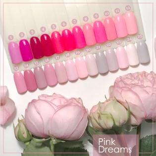 Гель-лак Fresh Prof Pink P19