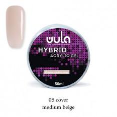 Гель акриловый Hybrid acrylic gel Wula nailsoul